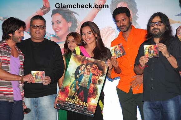 R Rajkumar Music launch