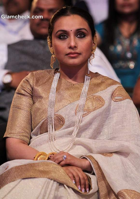 Rani Mukherjee at 44th International Film Festival in Goa