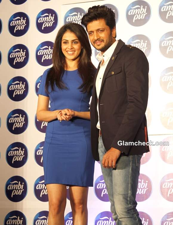Riteish Deshmukh and Genelia 2013 for Freshening Up Your Relationship