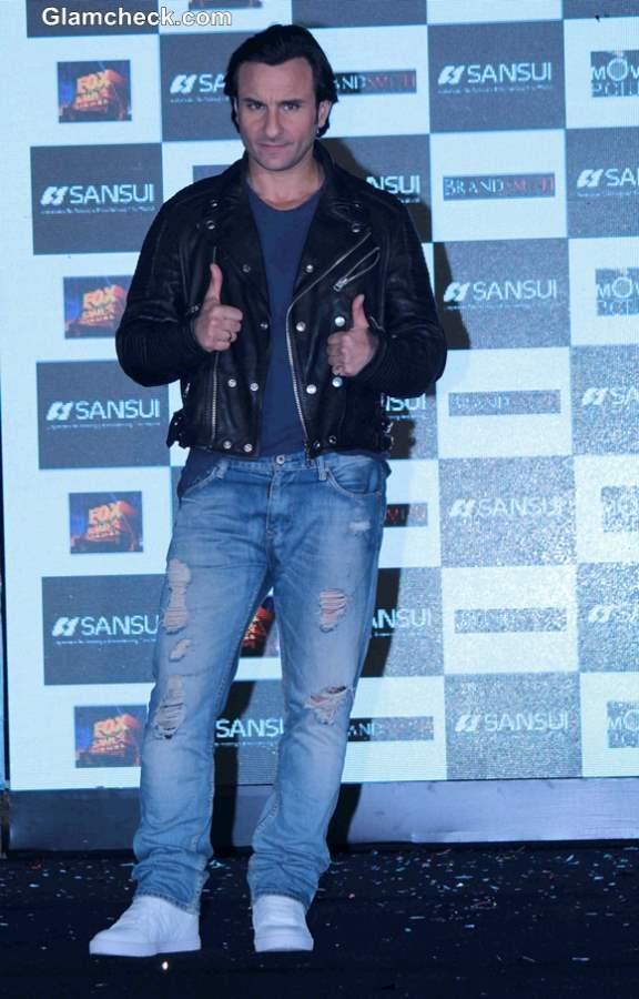 Saif Ali Khan at Bullet Raja Music Launch