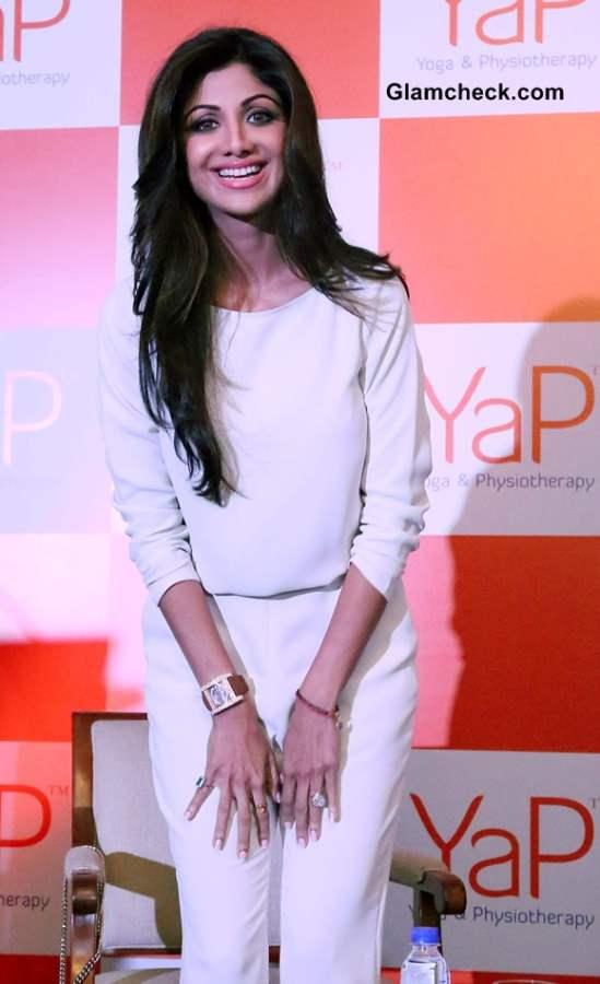 Shilpa Shetty Launches YaP