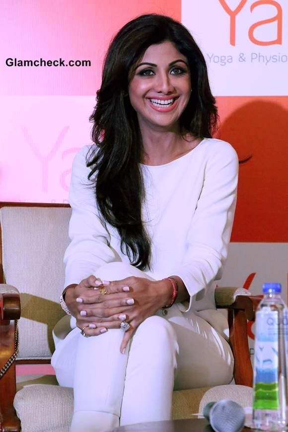 Shilpa Shetty at YaP Launch