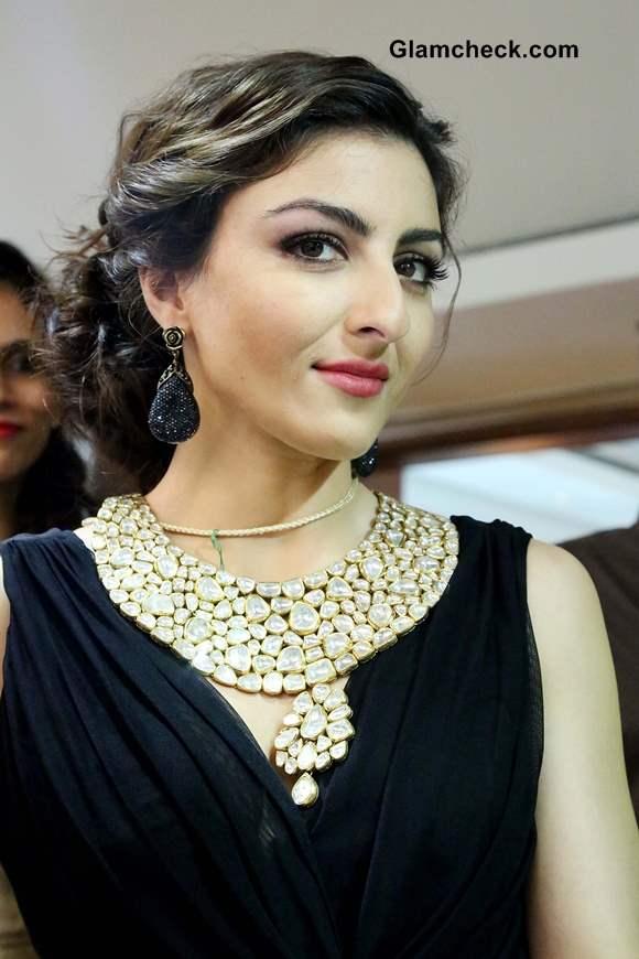 Soha Ali Khan Glamour 2013