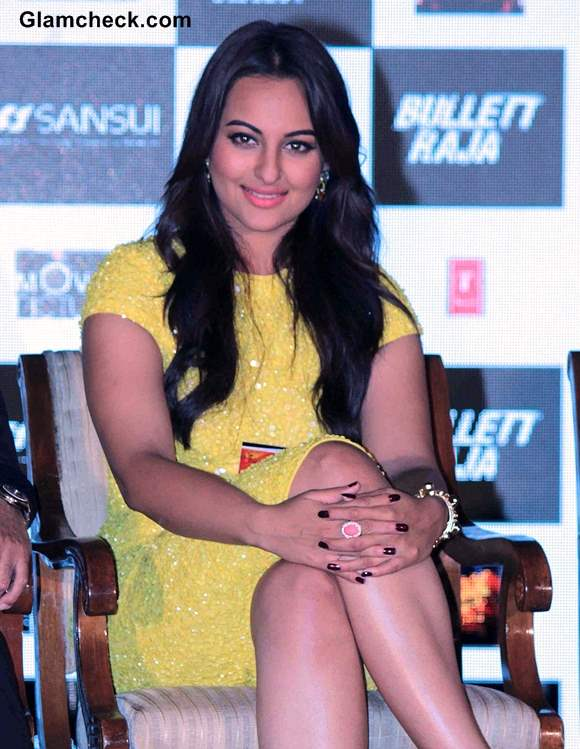 Sonakshi Sinha Pictures Bullet Raja Movie
