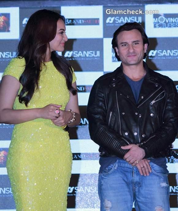 Sonakshi Sinha and Saif Ali Khan Movie Bullet Raja