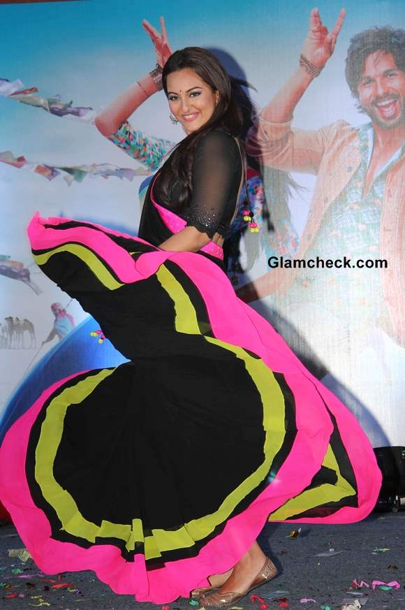 Sonakshi Sinha at Music launch of R Rajkumar