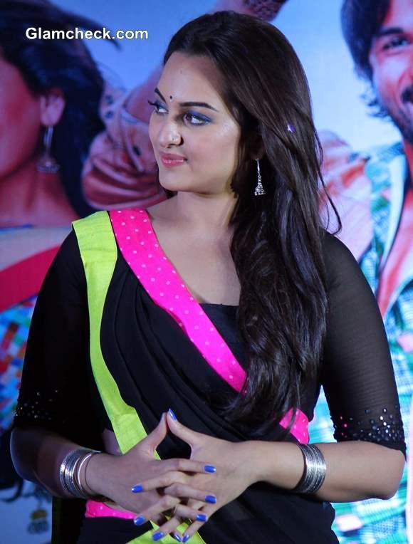 Sonakshi Sinha at R Rajkumar Music launch