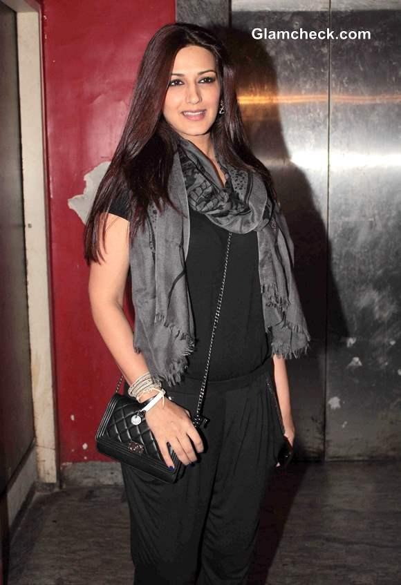 Sonali Bendre at Special Screening of Gori Tere Pyaar Mein