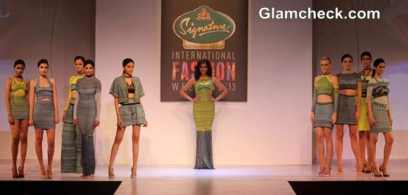 Sonam Kapoor for Mark Fast at SIFW 2013  Day 1 pictures