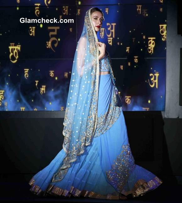 Suneet Varma Collection at 2013 Blenders Pride Fashion Tour