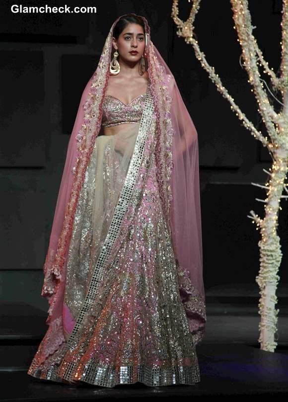 Suneet Varma show at 2013 Blenders Pride Fashion Tour