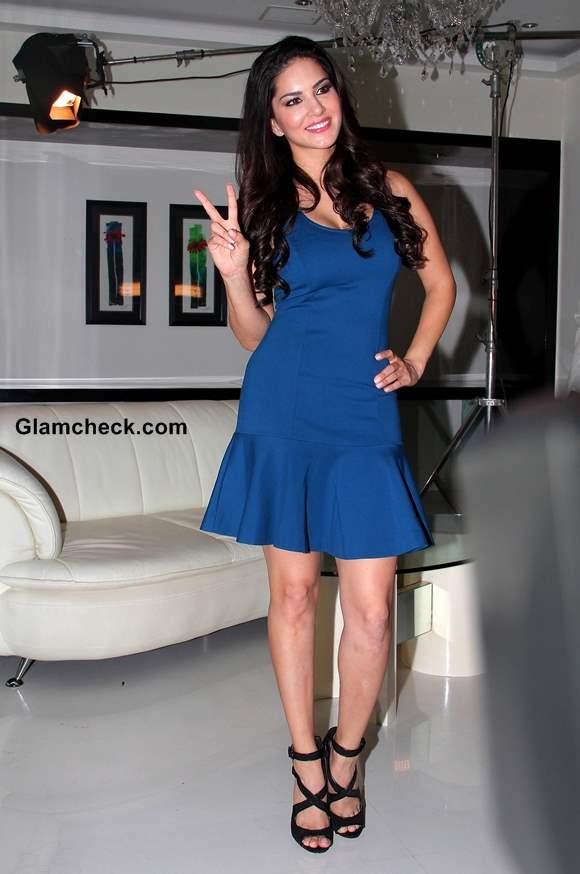 Sunny Leone Promotes Ragini Mms 2 On Mtv Webbed-6378