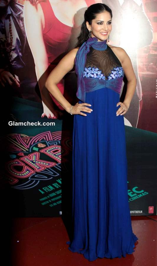 Sunny Leone at Jackpot Theatrical Trailer Release in Mumbai
