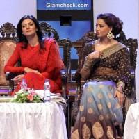 Sushmita Sen at Kolkata International Film Festival 2013