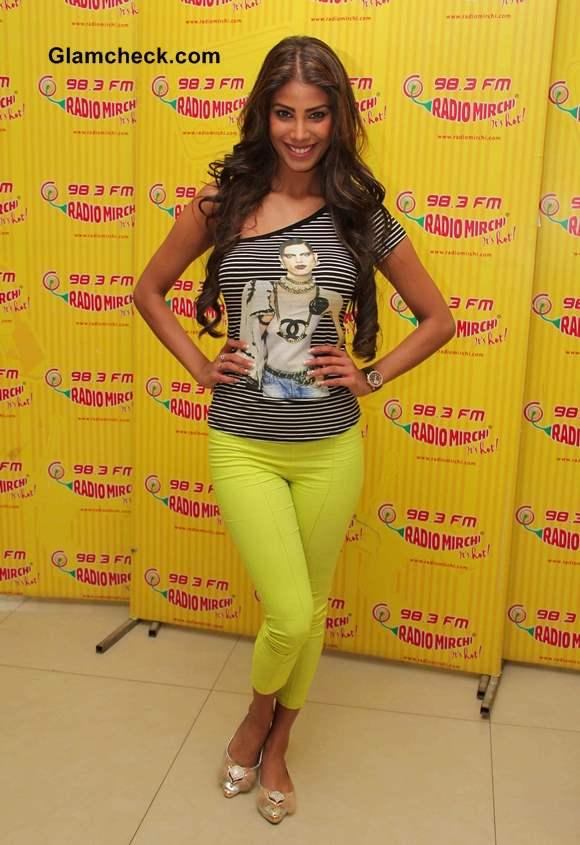 Actress Nicole Faria movie Yaariyan