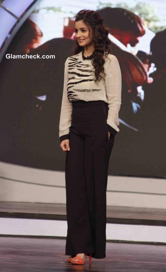 Alia Bhatt 2013 for NDTV and Vedantas Our Girl Our Pride Campaign