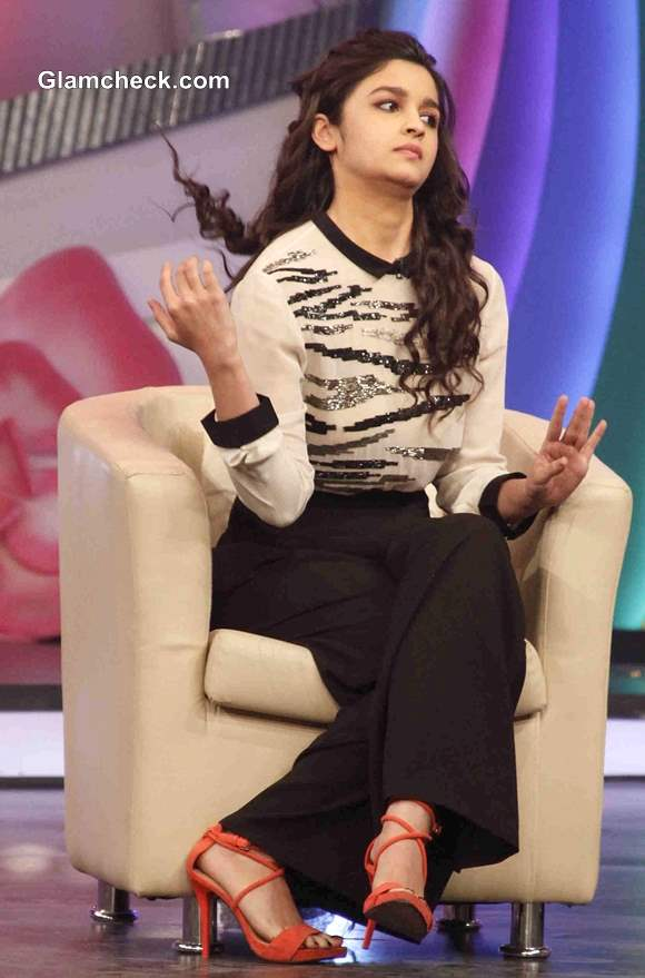 Alia Bhatt for NDTV Vedantas Our Girl Our Pride Campaign