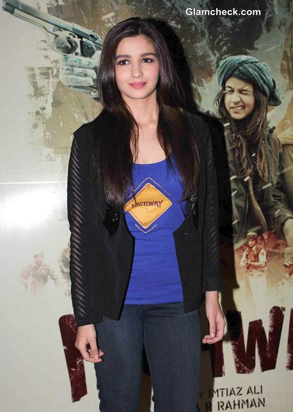 Alia Bhatt in Highway Movie 2014