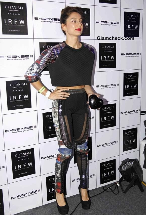 Anusha Dandekar AT IRFW 2013