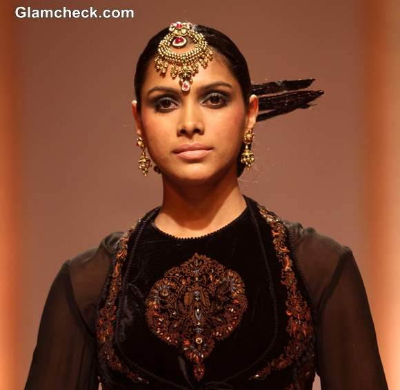 Azva Jewelry Collection at IBFW 2013 Mumbai