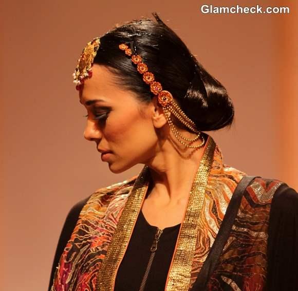 Azva Jewelry at IBFW 2013 Mumbai