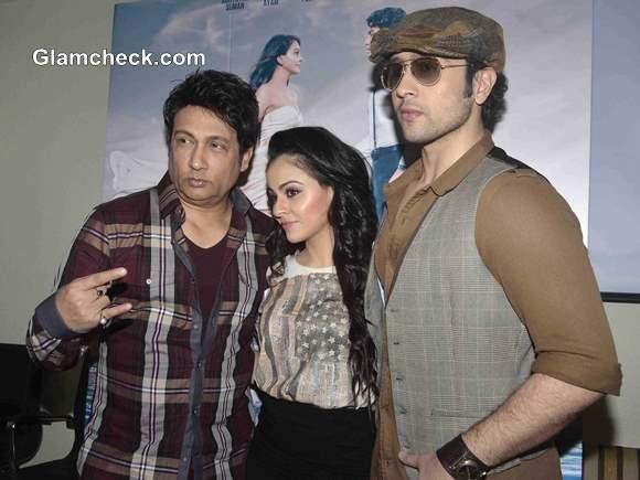 Cast of Heartless Promote Film in Mumbai
