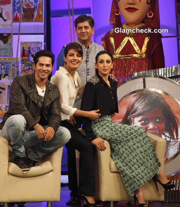 Celebs for NDTV and Vedantas Our Girl Our Pride Campaign