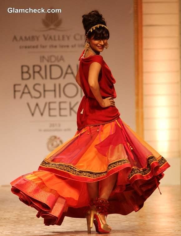 Chitrangada Singh for Azva Jewellery at Amby Valley IBFW 2013