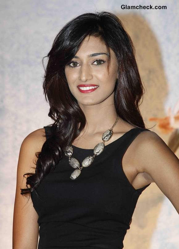 Erica Fernandes  at Babloo Happy Hai First Look Launch