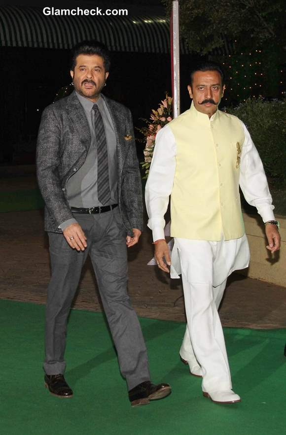 Gulshan Grover and Anil Kapoor