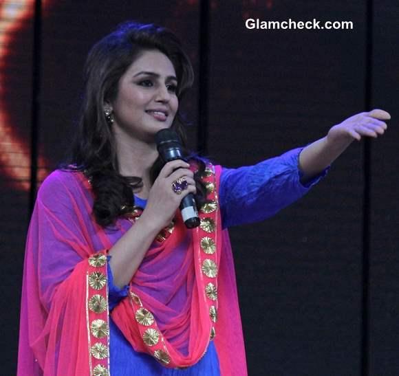 Huma Qureshi on Dance India Dance