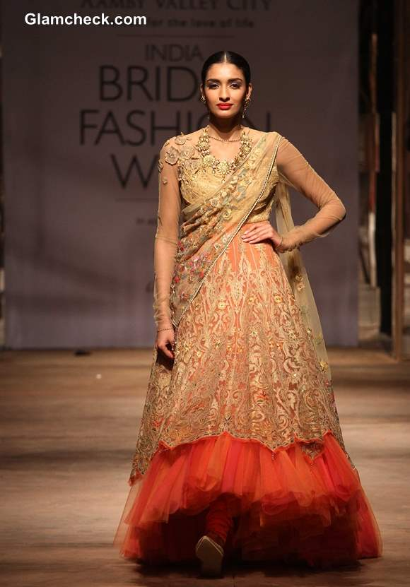 IBFW 2013 Tarun Tahiliani Traditional Bridal Wear Collection