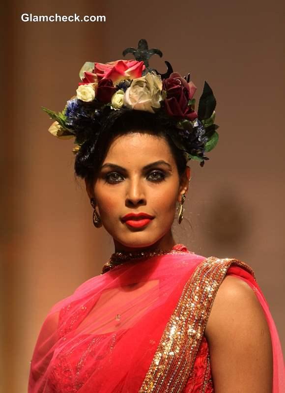 India Bridal Fashion Week 2013 Mumbai  Falguni Shane Peacock