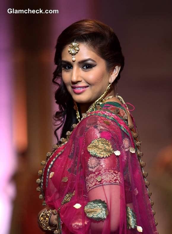 India Bridal Fashion Week 2013 Mumbai Huma Qureshi