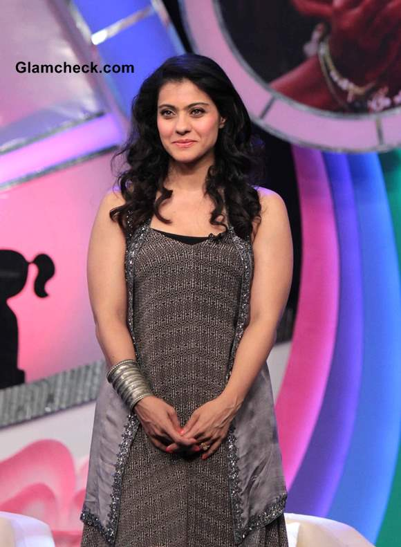 Kajol 2013 NDTVs Our Girl Our Pride Fund-raiser