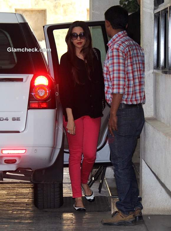 Karisma Kapoor at 2013 Annual Christmas Lunch