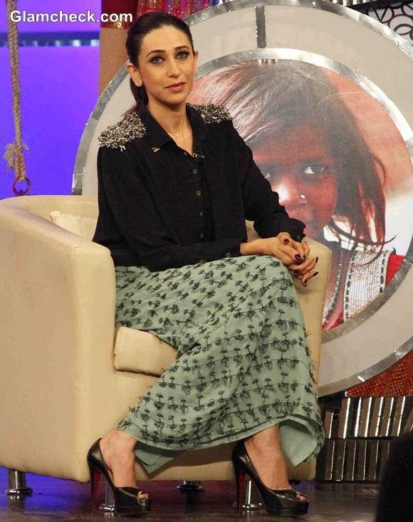 Karisma Kapoor for NDTV Vedantas Our Girl Our Pride Campaign