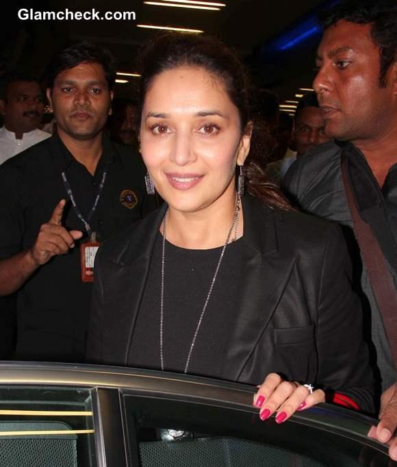 Madhuri Dixit without Makeup
