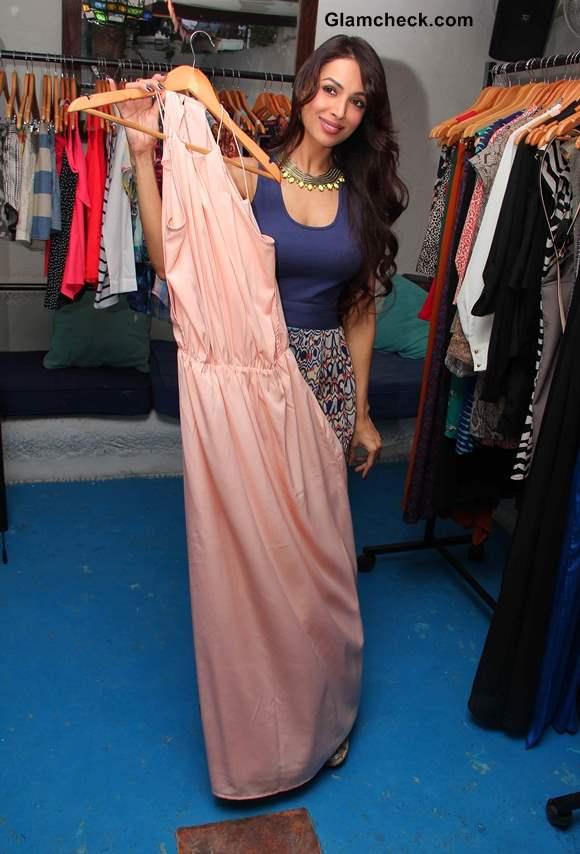 Malaika Arora Khan Launches The Closet Label