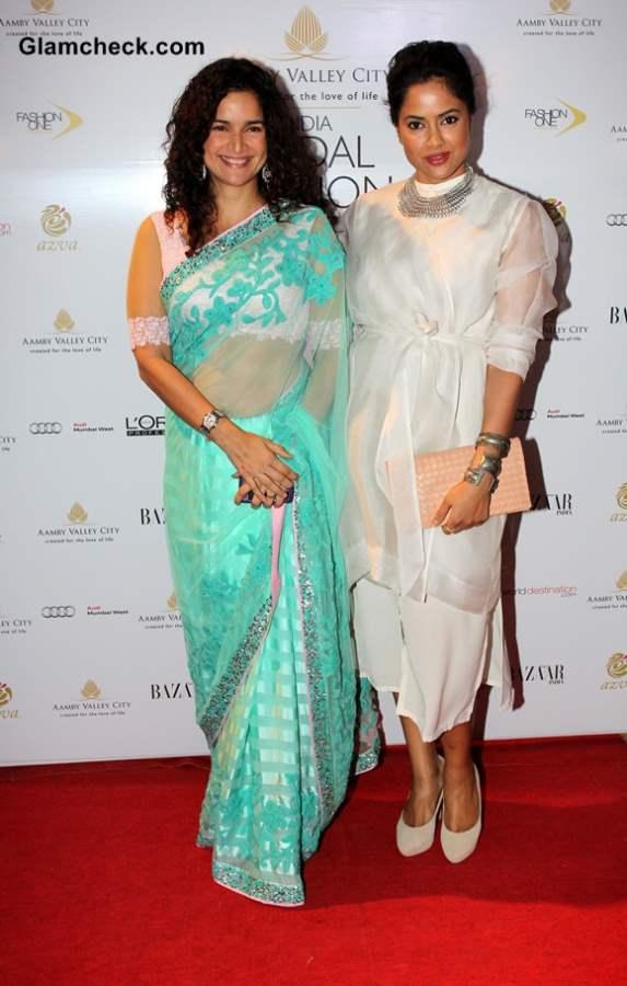 Celebs At India Bridal Fashion Week 2013 Mumbai Day 6-6743