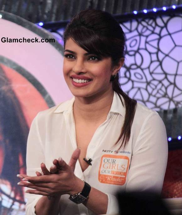 Priyanka Chopra Host Our Girl Our Pride Fund-raiser