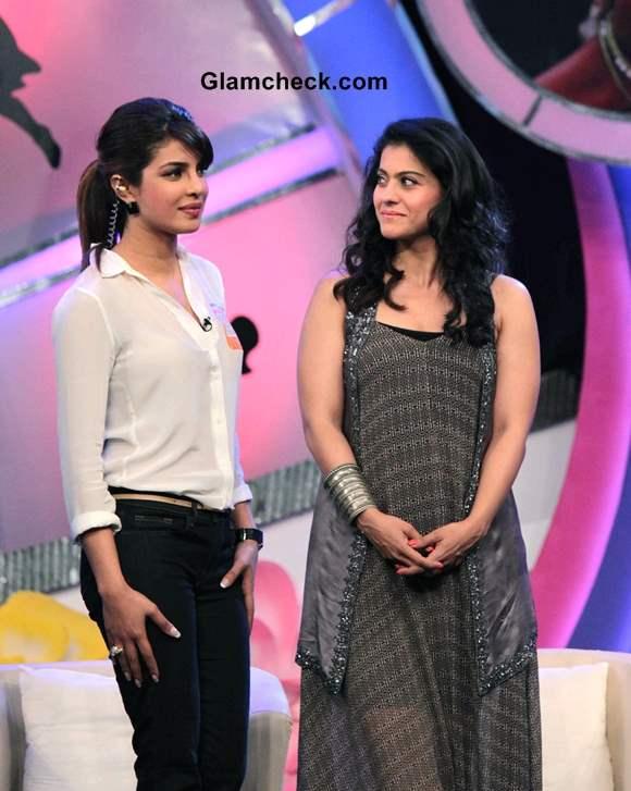 Priyanka Chopra and Kajol Host NDTVs Our Girl Our Pride Fund-raiser