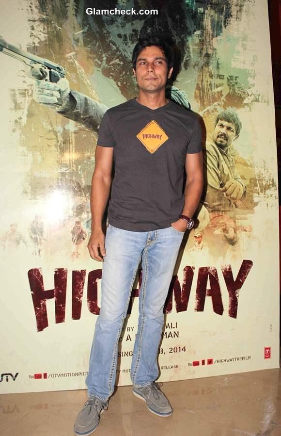 Randeep Hooda in Highway movie 2014