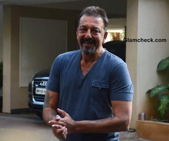 Sanjay Dutt Released on Parole