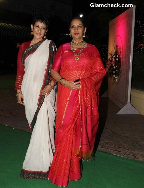 Shabana Azmi and Manisha Koirala