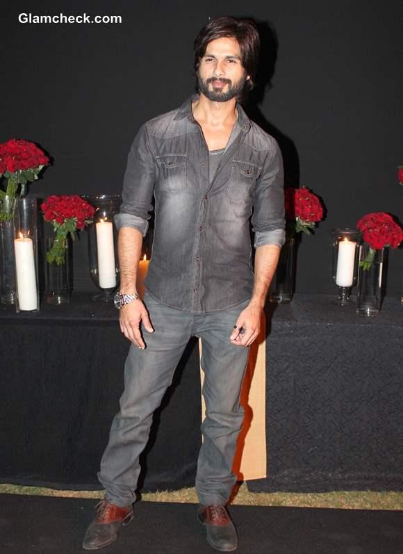 Shahid Kapoor at Deepika Padukone Success Party