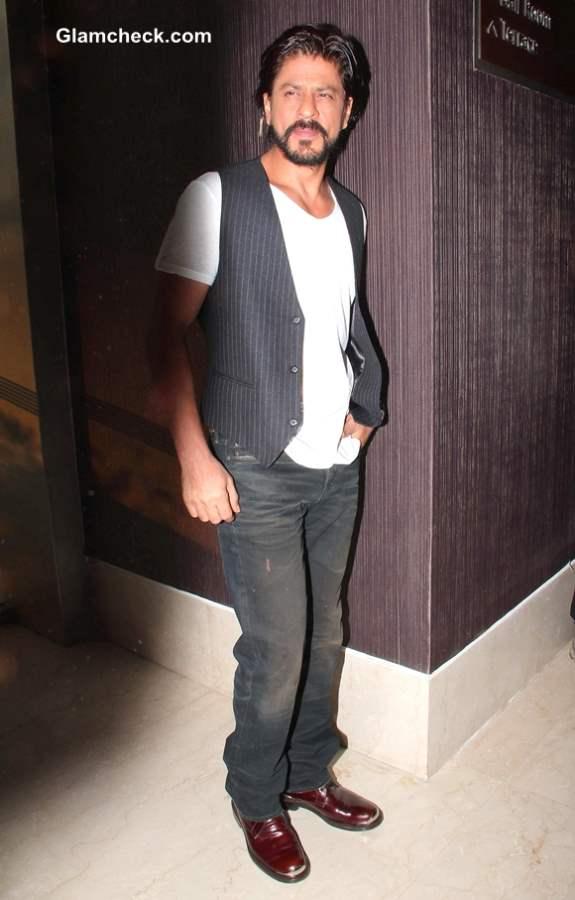 Sharukh Khan New Look
