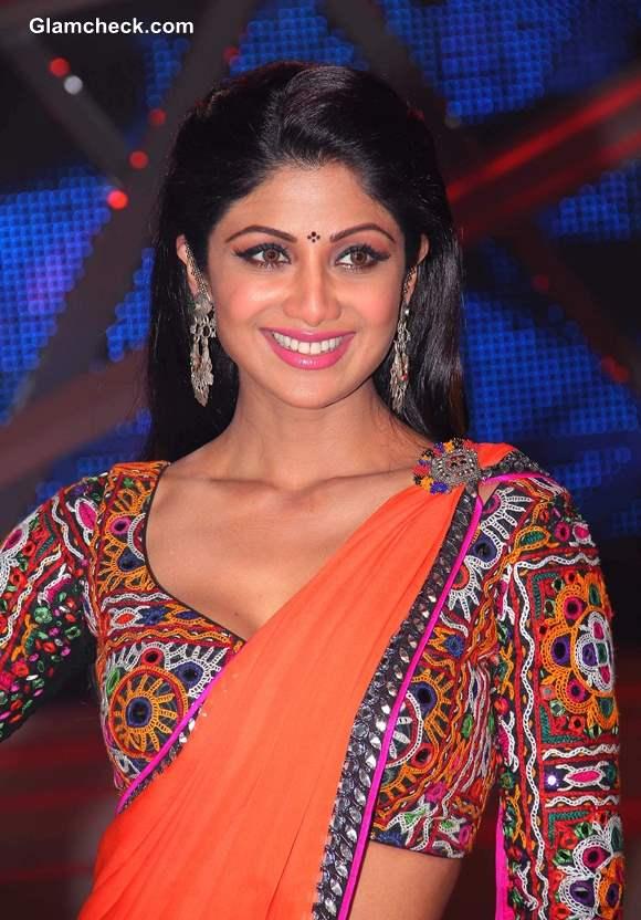 Shilpa Shetty 2013 on Nach Baliye 6