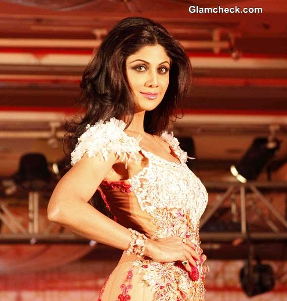 Shilpa Shetty Pictures at in Rohit Verma Show at Marigold Watches Fashion Show