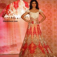 Shilpa Shetty Walks for Rohit Verma at Marigold Watches Fashion Show